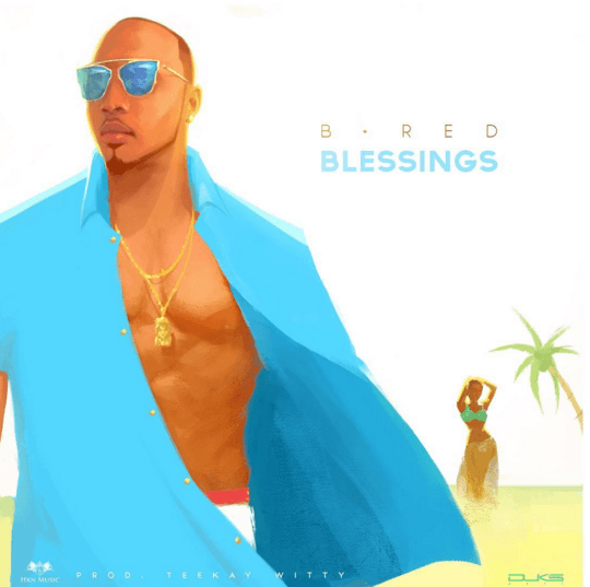 B-Red – Blessings image