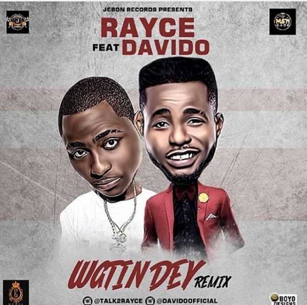 mp3 download 187 rayce ft davido � wetin dey remix 187 hitvibes