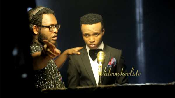 Photo of Humblesmith Shoots Jukwese Music Video Featuring Flavour – Watch (B.T.S)