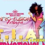 """DJ Dee Money – """"Afro Fusion Fridays: Memorial Day Weekend: T.I.A.E Promo Mix"""""""