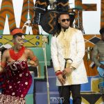 "Behind The Scenes Video & Photos of ""Kom Kom"" with Yemi Alade & Flavour"