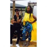Tiwa Savage & Wizkid are Working on Something New
