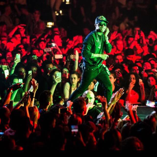 """Checkout Photos Of Wizkid From """"One Hell Of A Night"""" Tour"""