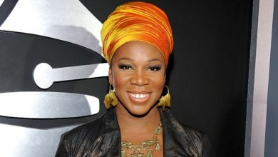 Photo of India Arie: Singer arrives Lagos for Saxappeal concert
