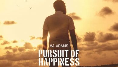Photo of VJ Adams – Pursuit Of Happines EP