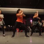 Julz: Watch the amazing dance choreography for singer's 'Go down'