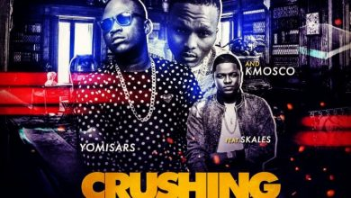 Photo of Yomi Sars ft. Skales x K Mosco – Crushing On You (prod. F Major)