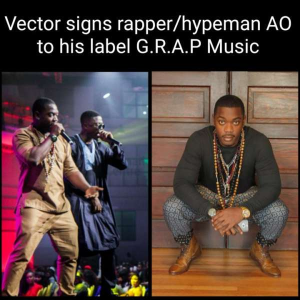 Vector & G.R.A.P Music Present: A.O – Machine (Freestyle)