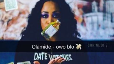 Photo of Olamide – Owoblow