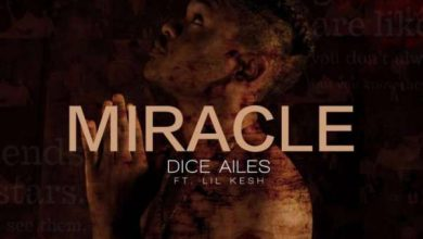 Photo of Watch: Dice Ailes Ft. Lil Kesh – Miracle