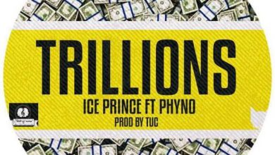 Photo of Watch: Ice Prince – Trillions Ft. Phyno