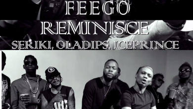 Photo of Watch: Reminisce ft. Seriki x Ice Prince x Ola Dips – Feego