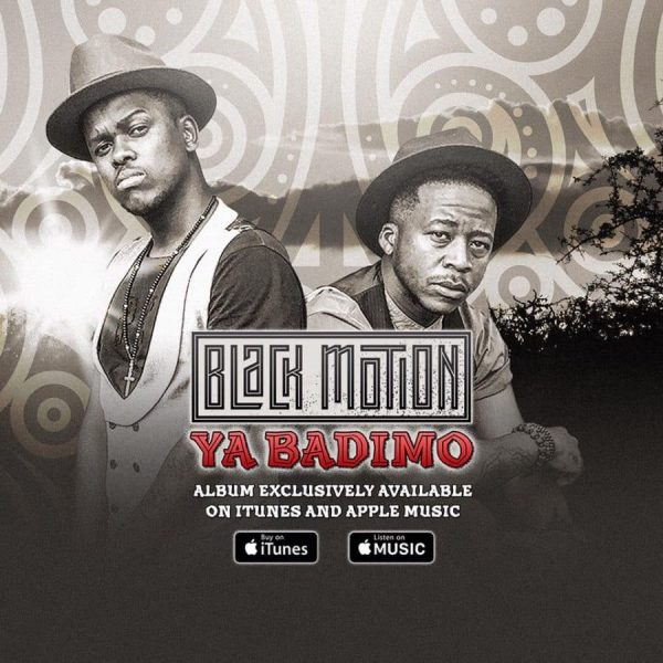 Black Motion - Ya Badimo Album Music