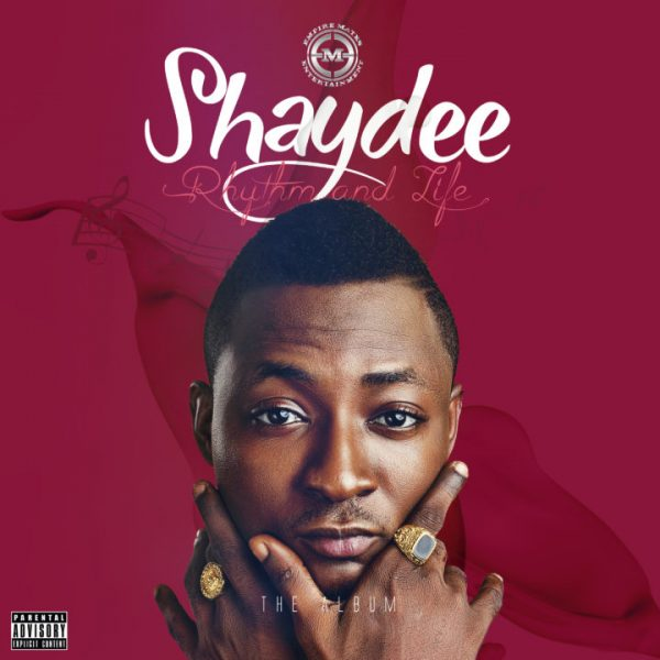 "EME's Shaydee Unveils Cover Art & Tracklist for Debut Album Titled ""Rhythm And Life"" image"