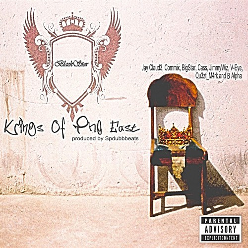 Kings Of The East Ft. Jay Claud3, Commix, BigStar, Cass, JimmyWiz, V-Eye, Qu3zt M4rk and B Alpha DOWNLOAD