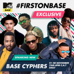 Watch: MTV Base Cypher – New Skool ft Rouge, Maraza, Priddy Ugly