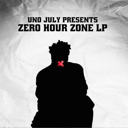 Uno July – Zero Hour Zone LP image