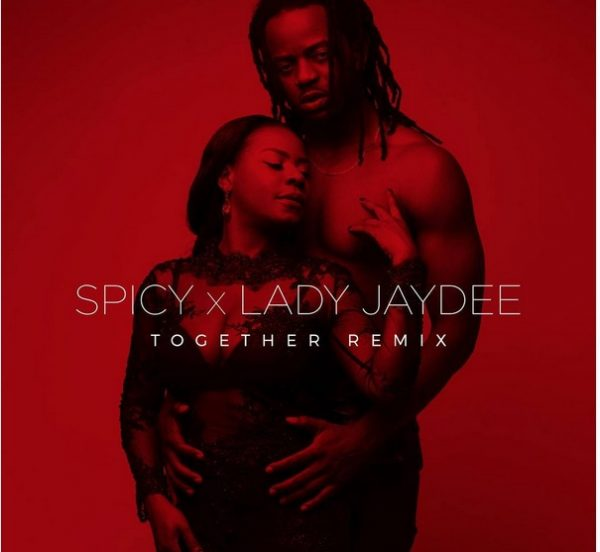 Watch: Spicy ft. Lady Jaydee – Together (Remix) image