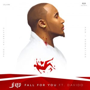 Watch: B-Red – Fall For You ft. Davido image