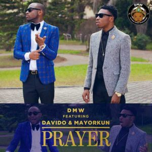 DMW Ft. Davido & Mayorkun – Prayer image