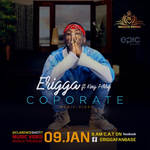 Watch: Erigga ft. King Perry – Coporate image