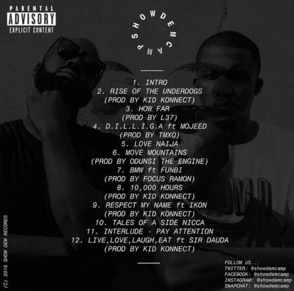 "Show Dem Camp – Clone Wars Volume 3 ""The Recession"" Mixtape Download"