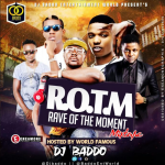 Dj Baddo – Rave Of The Moment Mix