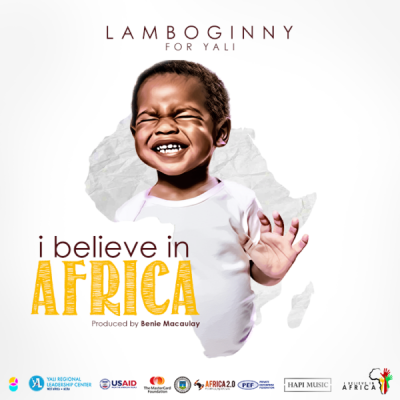 Lamboginny – I Believe In Africa image