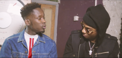 Watch: Mr Eazi – Leg Over image