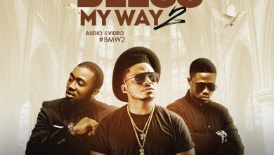 Photo of OD Woods ft. Ice Prince x Vector – Bless My Way