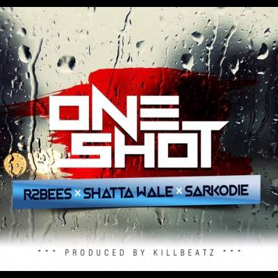 R2bees – One Shot ft. Shatta Wale & Sarkodie image