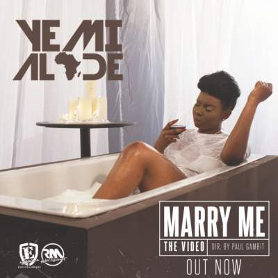 Yemi Alade – Marry Me image