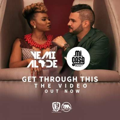 Watch: Yemi Alade ft. Mi Casa – Get Through This image