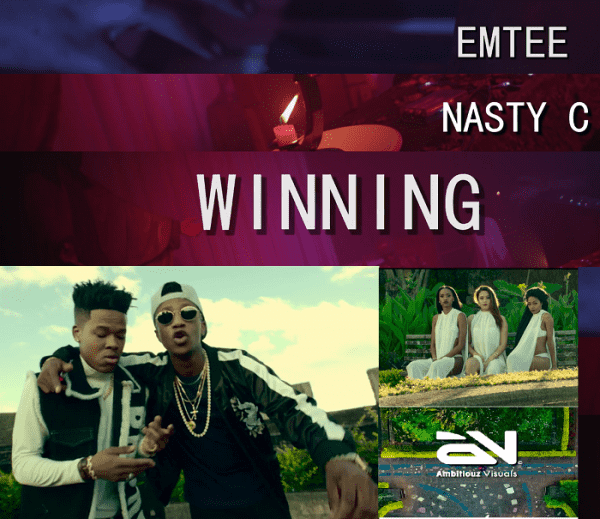 Mp3 Download & Video » Emtee - Winning Ft Nasty C » Hitvibes