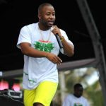 Cassper Nyovest Falls On stage While Performing!