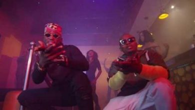 Photo of Watch: DJ Spinall ft. Olamide – Gimmie Luv
