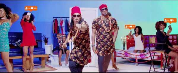P-Square - Nobody Ugly Music Video