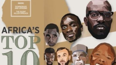 Photo of Black Coffee, Hugh Masekela & More Listed As Forbes Africa's Top 10 Bankable African Musicians