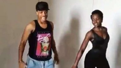 Photo of Lupita Nyong'o Shows Off Her Koze Kuse Dance Moves