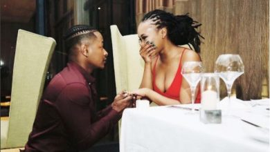Photo of Priddy Ugly & Bontle's Wedding In Pictures