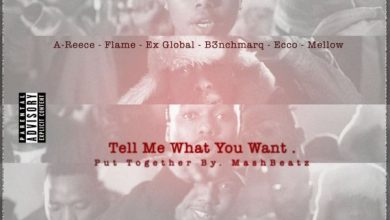 Photo of A-Reece, Flame, Ex Global, B3nchmarQ, Ecco, Mellow – Tell Me What You Want