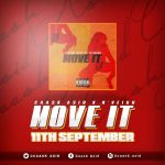 Caask Asid – Move It Ft. N'veigh