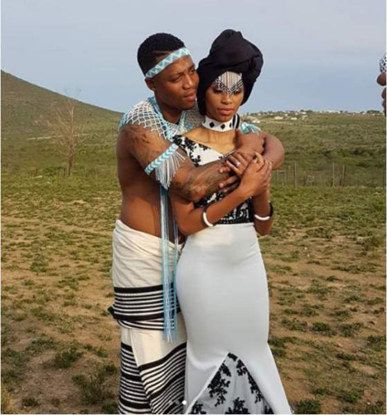 Check Out Pictures From Thabsies Heritage Day Wedding Hitvibes