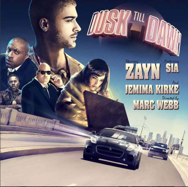 Zayn dusk till dawn ft sia mp3 download hitvibes for Sia download