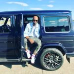 Black Coffee Gifts His Mum A New Mercedes SUV For Christmas