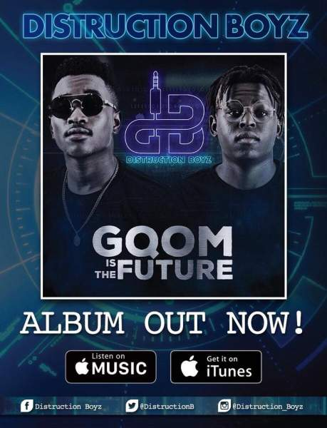 Hitvibes Distruction Boyz – Omunye ft. Benny Maverick & Dladla Mshunqisi Music Video  Stream South Africa Gqom Dladla Mshunqisi Distruction Boyz Benny Maverick