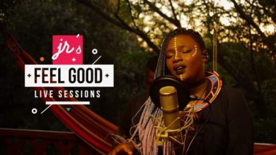 Photo of JR – Feel Good Live Sessions Ft. Amanda Black
