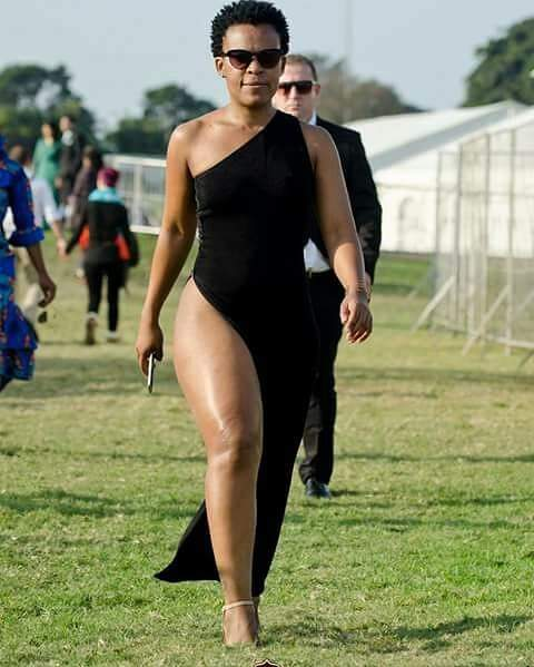 Hitvibes Zodwa Wabantu Needed A Shot To Summon The Courage To Meet Black Coffee News  Zodwa Wabantu South Africa Black Coffee