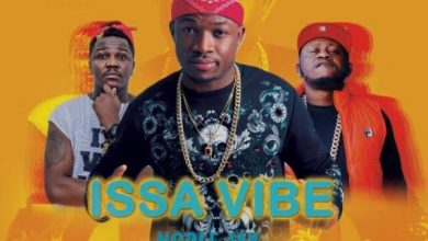 Photo of Noble Jay – Issa Vibe Ft. AB Crazy & Scoobynero