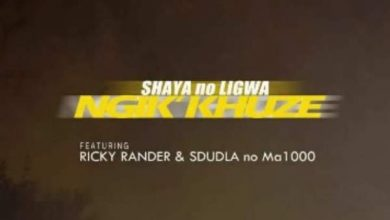 Photo of Shaya no Ligwa (Asambeni) – Ngik' khuze ft. Sdudla Noma1000 & Ricky Randar